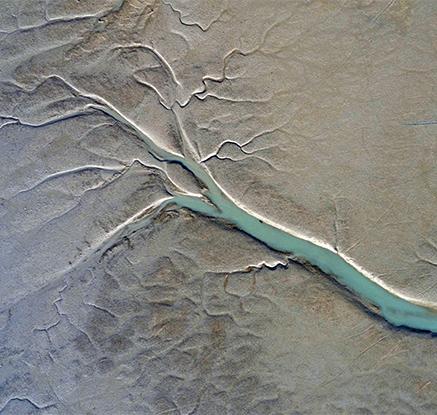 세계자연유산 등재 신청한 신안 압해 광립 갯벌