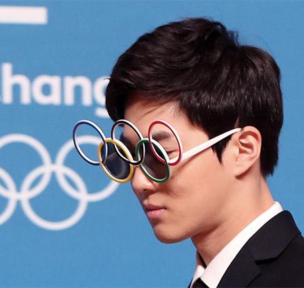 엑소 수호, 올림픽 패션 센스 남달라