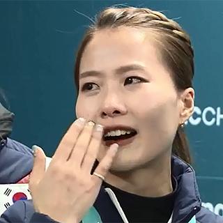 """[현장영상] """"같이 컬링 할래?"""" '방과후 활동'이 은메달까지"""