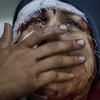[포토무비] 사진으로 돌아보는 '시리아 내전 7년' 참상