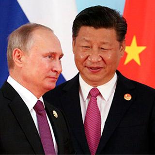 [포토무비] '장기집권' 시진핑·푸틴, 21세기판 독재 돌아가다