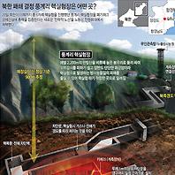 북한 폐기 결정 풍계리 핵실험장은 어떤 곳?