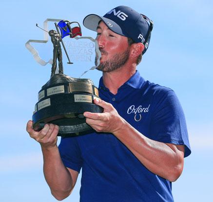 랜드리, 텍사스 오픈 우승…첫 PGA 투어 제패