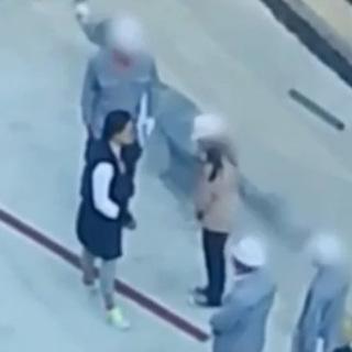 [현장영상] '밀치고 던지고'…조양호 부인 이명희 추정 '폭행 동영상' 공개