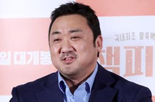 """영화 '챔피언' 마동석 """"2년간 전문적인 팔씨름 훈련"""""""