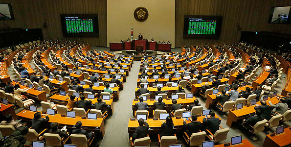'포스트 국감' 정국…여야, 예산·입법전쟁 시동