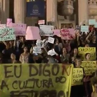 [통통영상] 10대 소녀 집단 성폭행 동영상에 브라질 국민들 '분노'