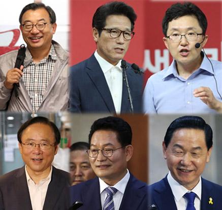 여야 당권경쟁 본격화…잇따라 출마선언·공약발표