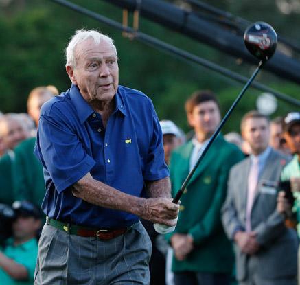 '골프 전설' 아널드 파머, 87세로 별세