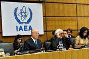 "IAEA ""북핵폐기 촉구""…168개국 만장일치 결의채택"