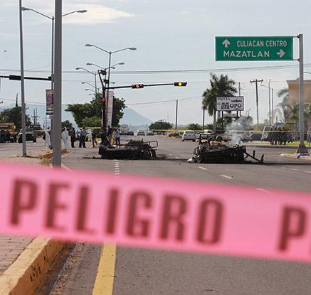 멕시코서 무장괴한 공격에 구급차 호송군인 5명 사망