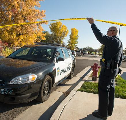 美 유타주 중학교서 학생 간 총격…피해 학생 중태
