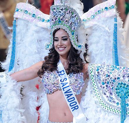 '세계 최고 미녀를 찾아서'…2016 미스 인터내셔널 미인선발대회