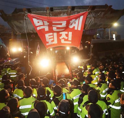 박대통령 탄핵 '심판의 날'…대한민국의 운명은?
