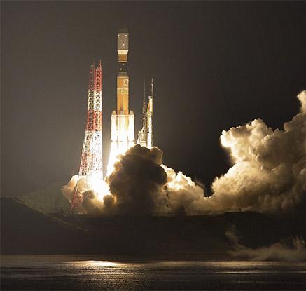 日, ISS로 무인보급선 발사…우주 쓰레기도 청소