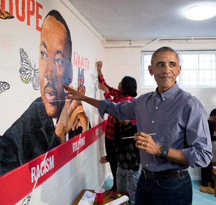 '마틴 루터 킹의 날'…미국 곳곳에서 추모