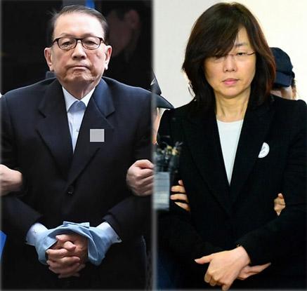 특검, 주말 줄소환 강행…김기춘-조윤선 수갑찬 채 출석