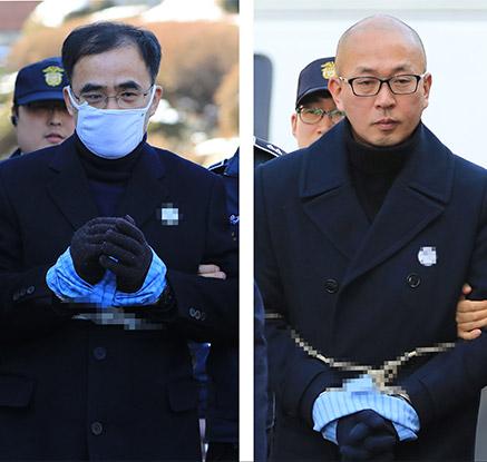 헌재 8차 변론 시작…김종·차은택 등 증인들 대거 신청