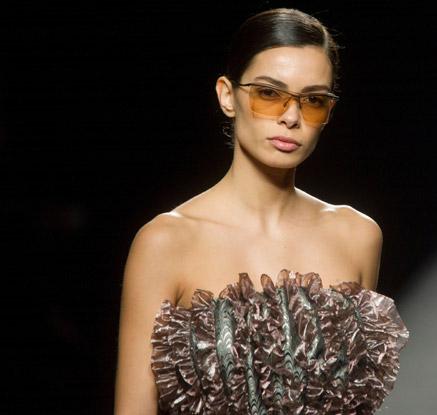'추워도 멋은 포기할 수 없죠'…스페인 마드리드 패션위크