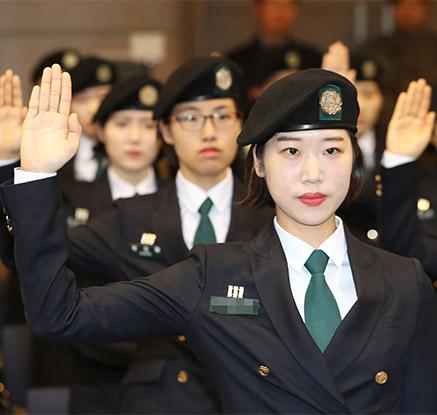 '우리는 이화여대 ROTC 제1기'
