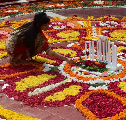 '벵골어 수호 투쟁'의 기억…방글라데시 '국제 모어의 날'