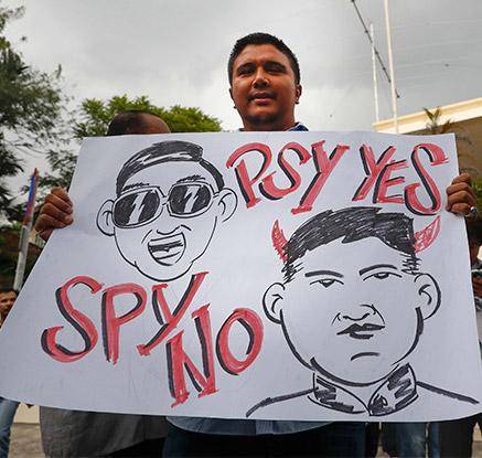 말레이·북한 대립 격화…북한 규탄 시위 잇따라