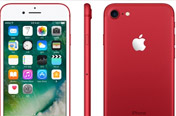 갤럭시S8 견제 나선 빨간색 아이폰7…내일 출시