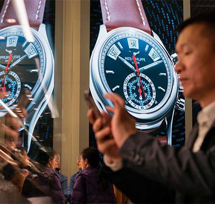 최고급을 찾아보자…세계 최대 시계 보석 박람회 '바젤월드'