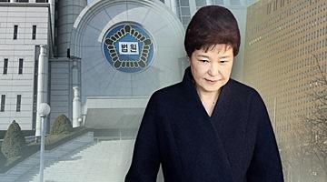 '구속은 안된다'…박 前대통령, 법정서 직접 결백함 호소한다