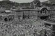 1945년 9월 하늘서 본 서울…해방직후 희귀항공영상 첫 공개