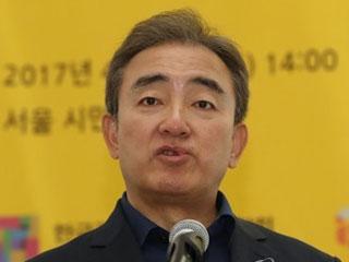 """유진룡 """"문화예술계에 '위대한 실패'할 여건 만들어줘야"""""""