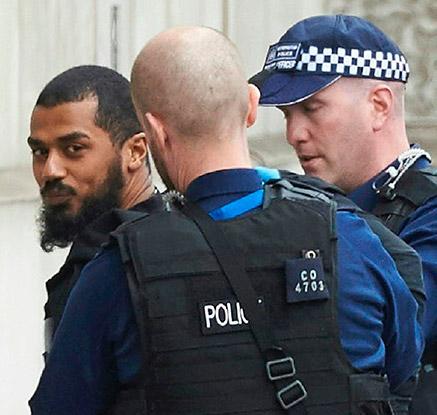英 경찰, 런던의사당 인근 테러 혐의 남성 체포