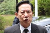 """靑 """"송영무, 음주운전 안 알리고 검증리스트에 답 안 해"""""""