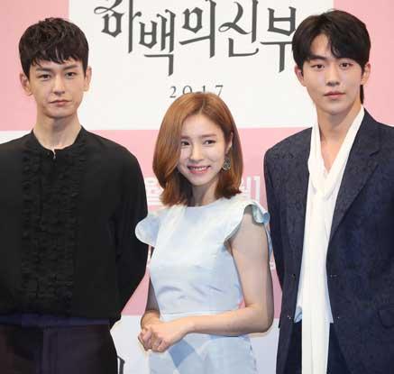 神들이 몰려온다…드라마 '하백의 신부 2017' 제작발표회