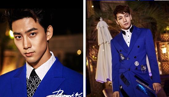 金泰宇下月发新辑 2PM玉泽演Jun.K伴唱