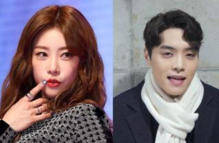 """걸스데이 소진·에디킴, 열애설 부인…""""친한 친구"""""""