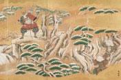 18세기 조선통신사가 일본서 받은 '금병풍'3점 발견