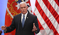 Pence urges Latin American nations to cut ties with N. Korea: reports
