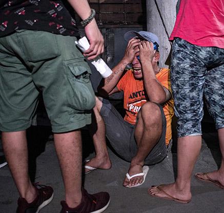 필리핀, 마약과의 전쟁에 일주일새 85명 사살