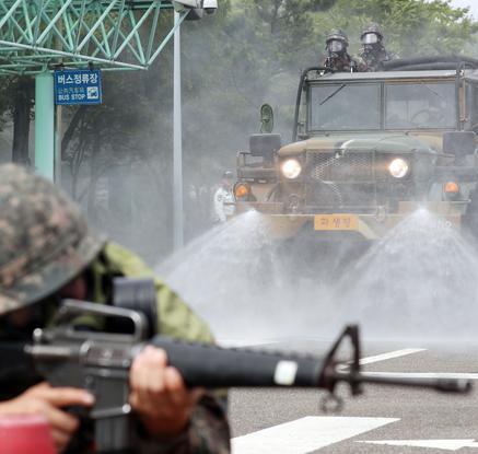 한미, 을지프리덤가디언 훈련 돌입…북핵·미사일 방어 중점