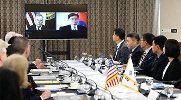 입장 차만 확인하고 끝난 첫 한미FTA 개정 논의