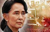"""아웅산수치, 인종청소 비판 반박·협조요청…인권단체 """"거짓"""""""