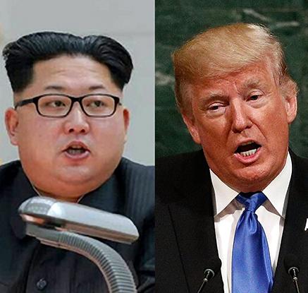 """北김정은, 트럼프연설에 성명…""""사상 최고 초강경 대응 고려"""""""
