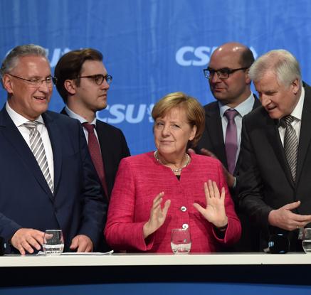 독일 총선 D-1…메르켈 4연임 유력 속 3위 다툼·연정에 초점