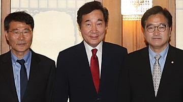 """당정청 """"신고리 5·6호기 건설재개·원전축소 권고 이행에 만전"""""""