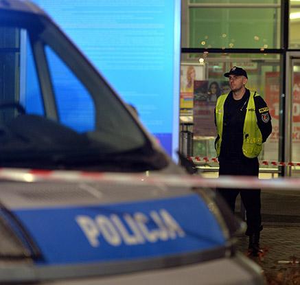 폴란드 쇼핑몰서 무차별 흉기 난동…8명 사상