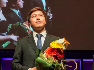피아니스트 홍민수, 리스트 콩쿠르서 한국인 첫 2위 수상