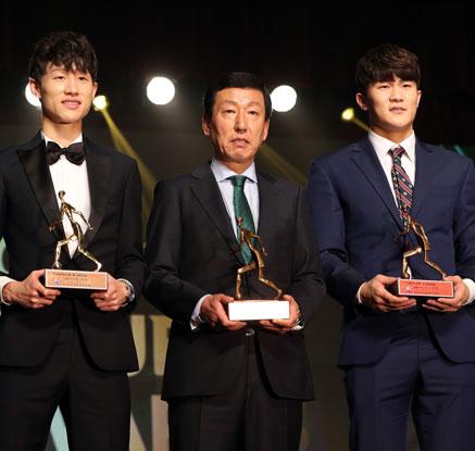 '전북 천하' 2017 K리그 대상 시상식…MVP 이재성·감독상 최강희