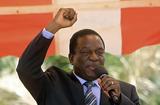 음난가그와, 짐바브웨로 귀국…24일 새대통령 취임