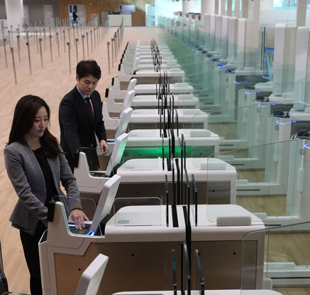 '간편하고 빠르게'…개장 한달 앞둔 인천공항 제2여객터미널